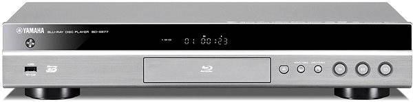 Blu-Ray přehrávač YAMAHA BD-S681 titan
