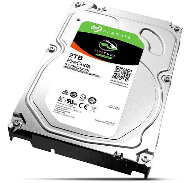 Hybridní disk Seagate FireCuda 2TB