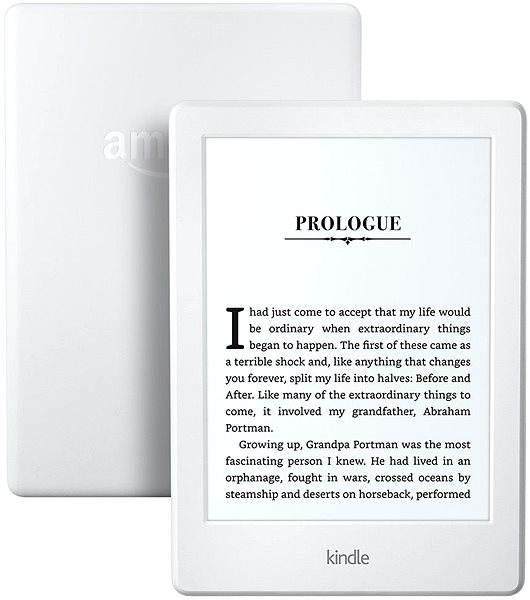 Elektronická čtečka knih Amazon New Kindle (8) bílý
