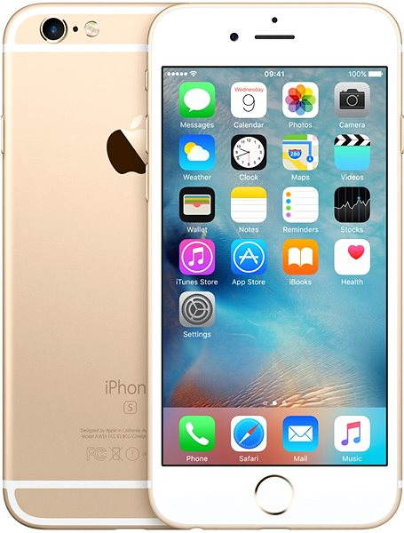 Mobilní telefon APPLE iPhone 6s 32GB Gold