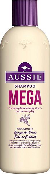 Šampon AUSSIE Mega Instant 300 ml