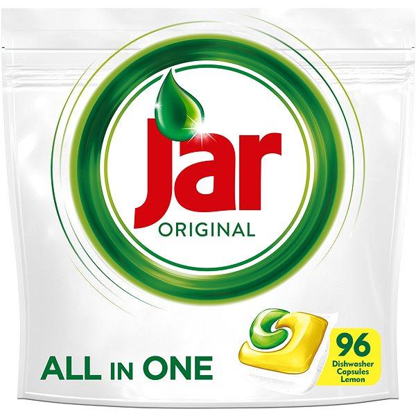 Tablety do myčky JAR Lemon (96 ks)