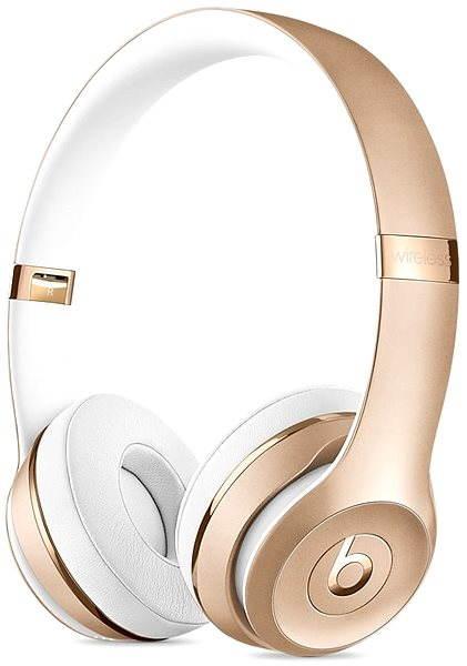 Sluchátka Beats Solo3 Wireless - gold