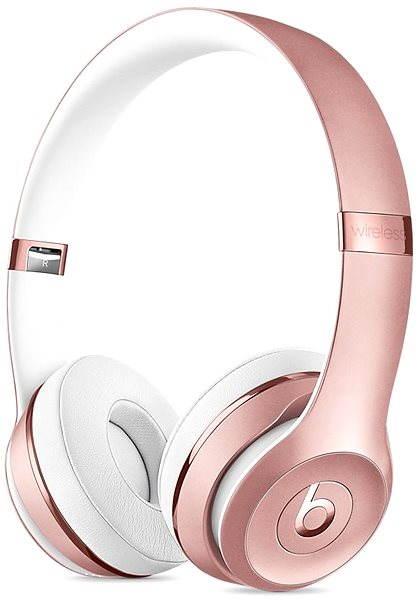 Sluchátka Beats Solo3 Wireless - rose gold