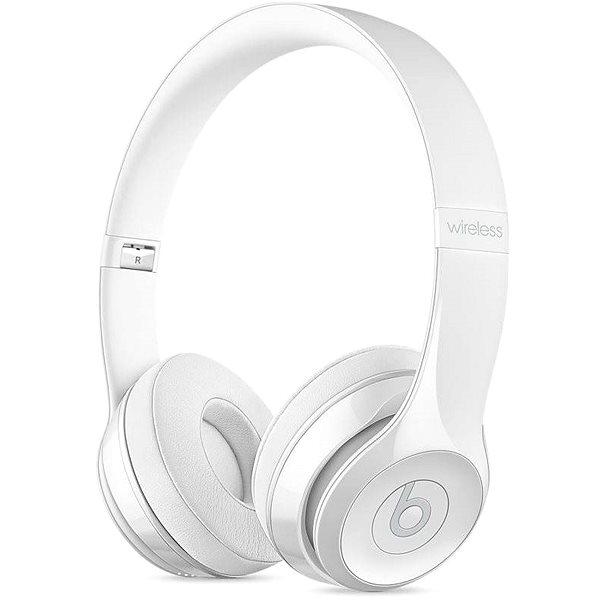 Sluchátka Beats Solo3 Wireless - white