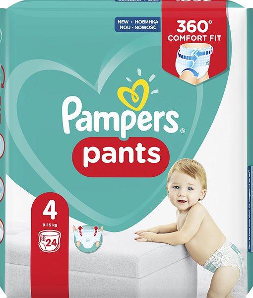 Dětské plenkové kalhotky PAMPERS Pants vel. 4 Maxi (24 ks)