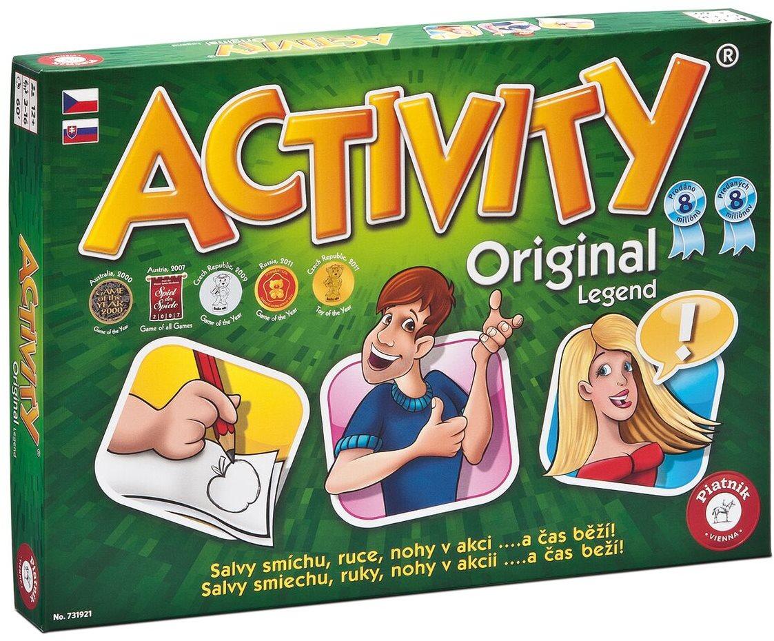 Párty hra Activity Original