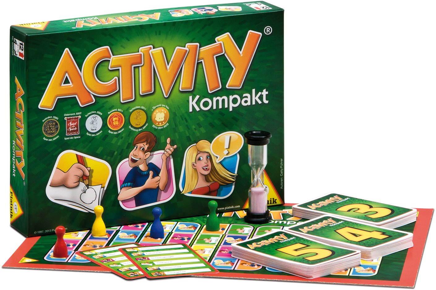 Párty hra Activity Kompakt