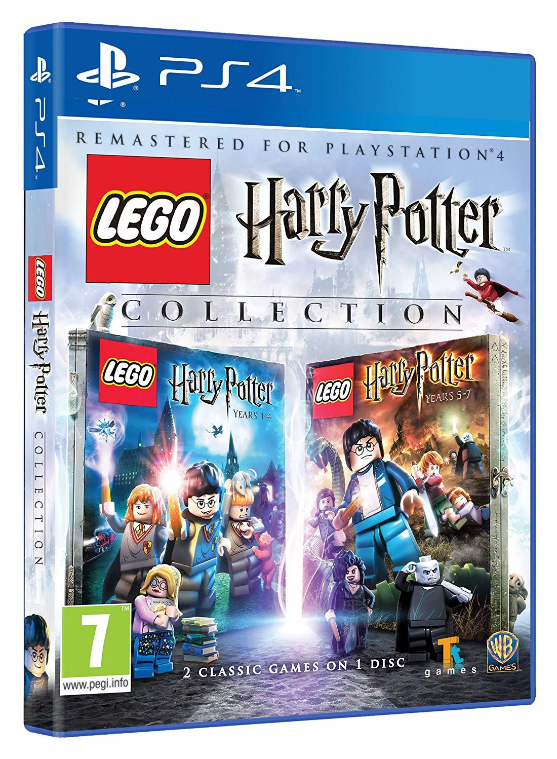 Hra pro konzoli Lego Harry Potter Collection Years 1-8 - PS4