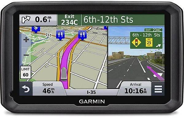 GPS navigace Garmin dezl 770T Lifetime Europe45