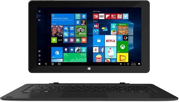 Tablet PC TrekStor SurfTab twin 11.6 / Hvězdný tablet