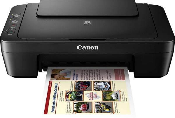 Inkoustová tiskárna Canon PIXMA MG3050 černá