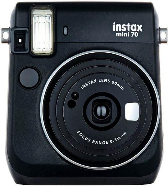 Digitální fotoaparát Fujifilm Instax Mini 70 černý (16513877)