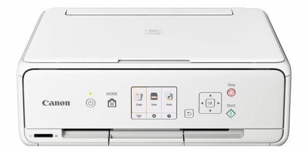 Inkoustová tiskárna Canon PIXMA TS5051 bílá