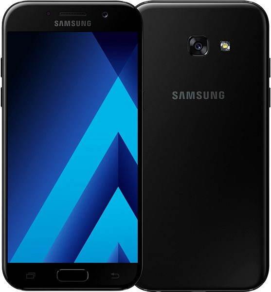 Mobilní telefon Samsung Galaxy A5 (2017) černý