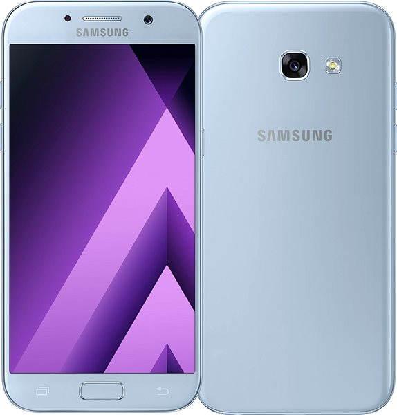 Mobilní telefon Samsung Galaxy A5 (2017) modrý