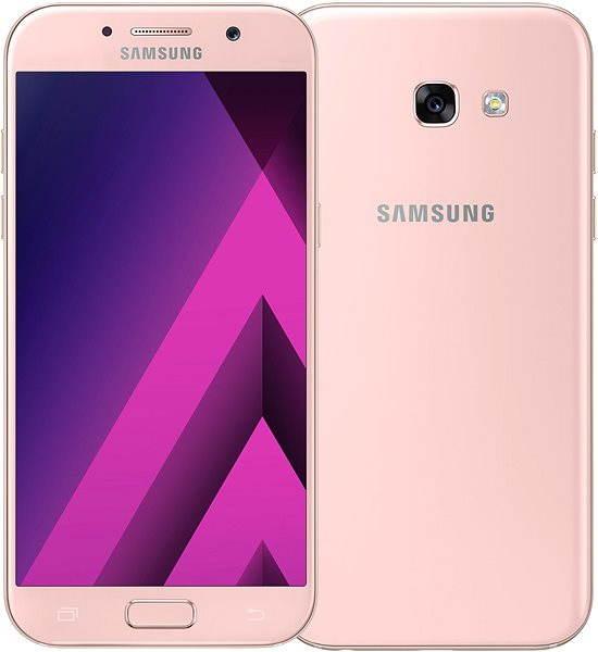 Mobilní telefon Samsung Galaxy A5 (2017) růžový