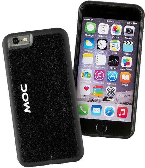 Pouzdro na mobilní telefon Moc Case iPhone 5 black