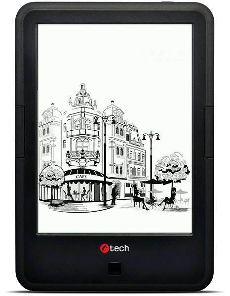 Elektronická čtečka knih C-TECH Lexis
