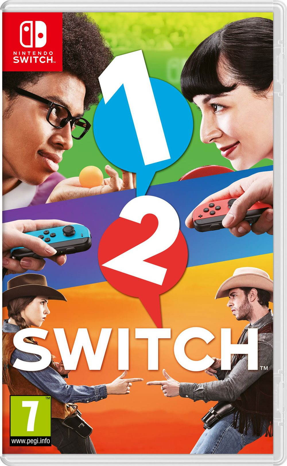 Hra pro konzoli 1 2 Switch - Nintendo Switch