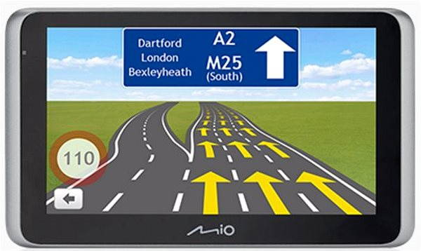 GPS navigace MIO MiVue Drive 55LM Lifetime (5262N5380032)