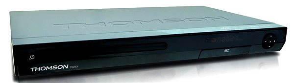 Stolní DVD přehrávač Thomson DVD80K