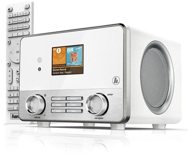 Rádio Hama IR111M internetové
