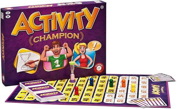 Párty hra Activity Champion