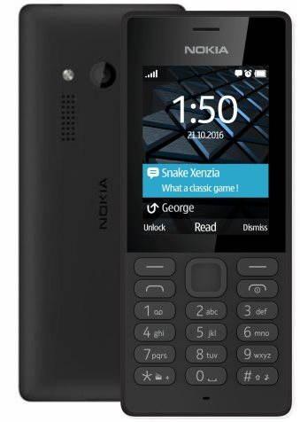 Mobilní telefon Nokia 150 černý Dual SIM