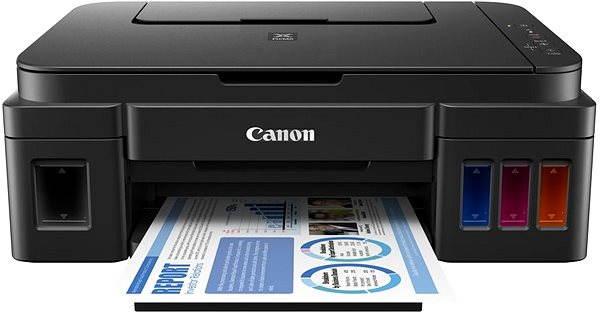 Inkoustová tiskárna Canon PIXMA G2400