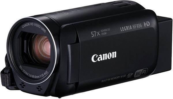 Digitální kamera Canon LEGRIA HF R86