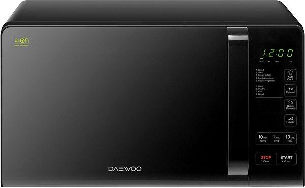 Mikrovlnná trouba DAEWOO KOR 6S3BK