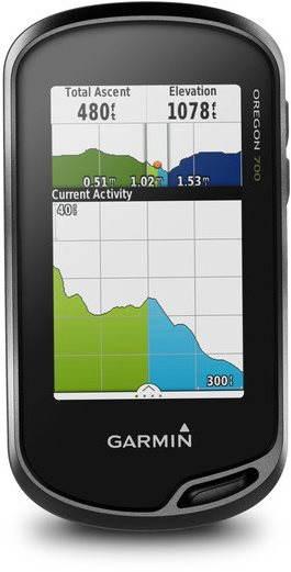 Ruční GPS navigace Garmin Oregon 700 PRO
