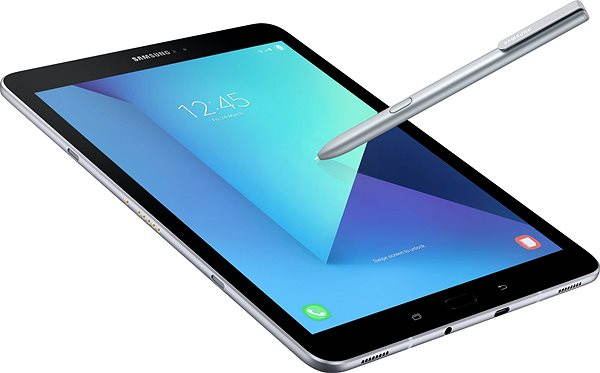 Tablet Samsung Galaxy Tab S3 9.7 LTE stříbrný