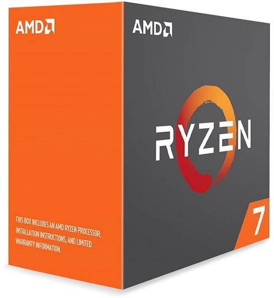 Procesor AMD RYZEN 7 1800X