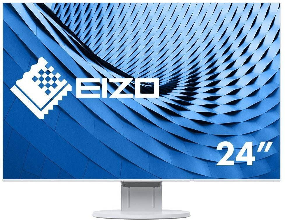"LED monitor 24"" EIZO FlexScan EV2456-WT"