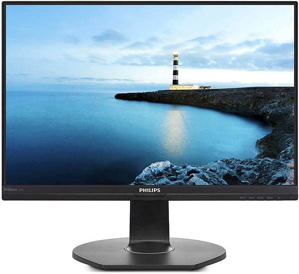 "LED monitor 24"" Philips 241B7QUPEB"