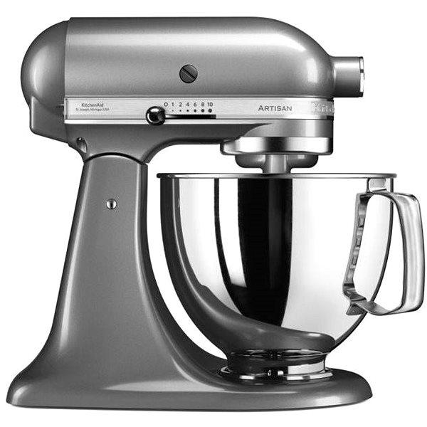 Kuchyňský robot KitchenAid Robot Artisan 125, stříbrná