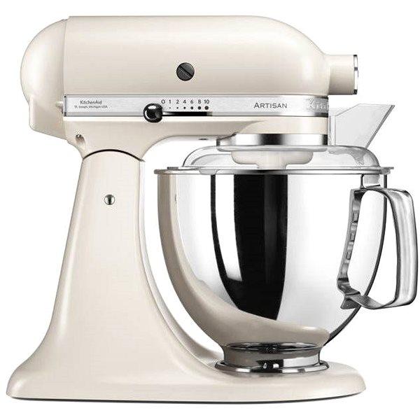 Kuchyňský robot KitchenAid Robot Artisan 175, bílá káva