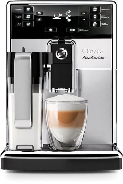 Automatický kávovar Saeco PICOBARISTO SM3061/10 Automatický espresovač s s nádobou na mléko