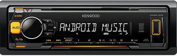 Autorádio KENWOOD KMM-103AY