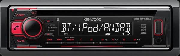 Autorádio KENWOOD KDC-BT510U