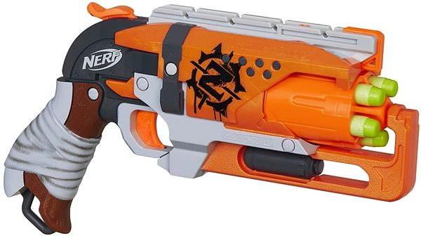 Dětská pistole Nerf Zombie Strike HammerShot NEW
