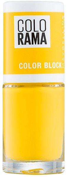 Lak na nehty MAYBELLINE NEW YORK Color Show Lak na nehty 488 Yellow 7 ml