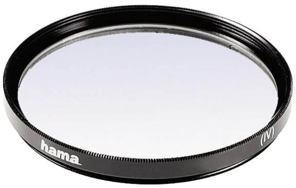UV filtr Hama Filtr UV 0-HAZE, 49,0 mm