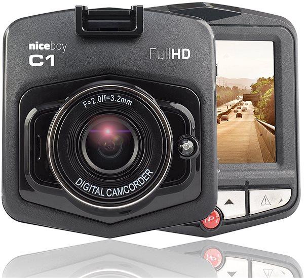 Záznamová kamera do auta Niceboy C1