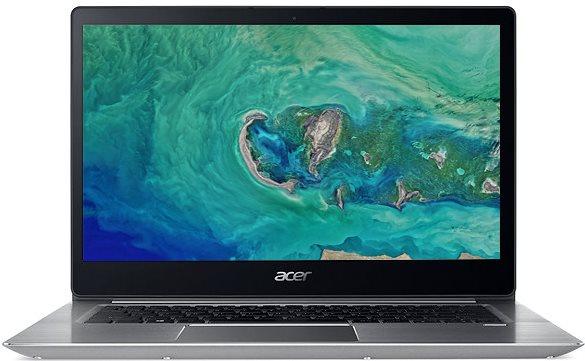 Notebook Acer Swift 3 Silver Aluminium