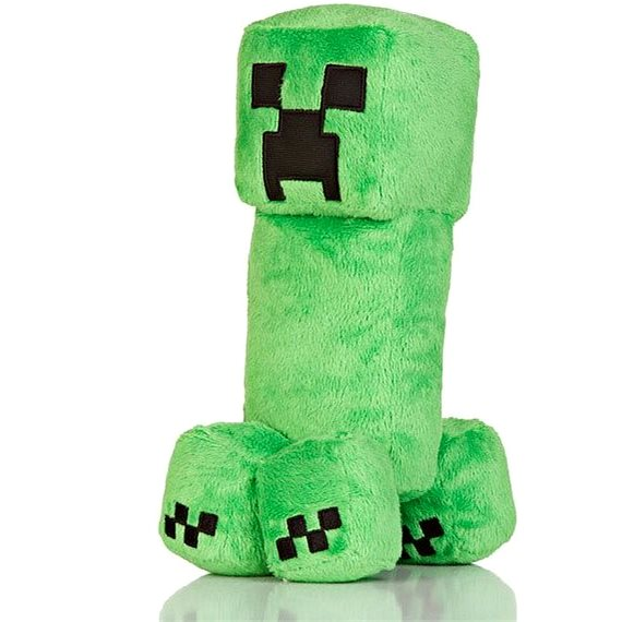 Plyšák Minecraft Creeper