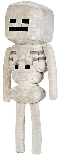 Plyšák Minecraft Skeleton