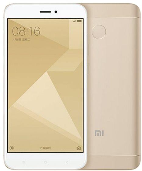 Mobilní telefon Xiaomi Redmi 4X LTE 32GB Gold